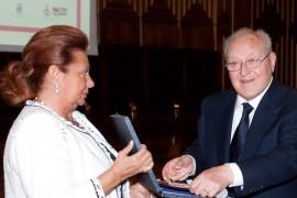 Ettore Bernabei Premio Alvise Cornaro 2011