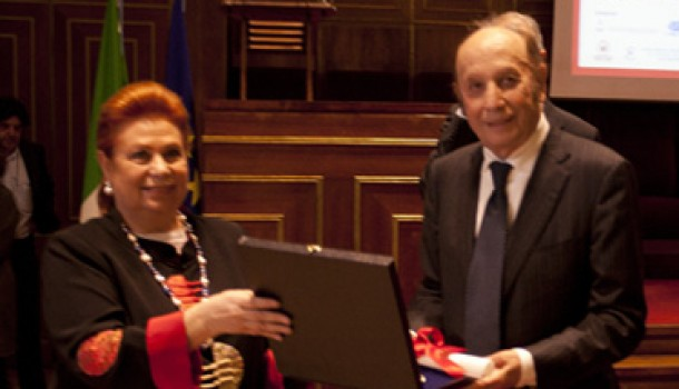 Francesco Alberoni Premio Alvise Cornaro 2013