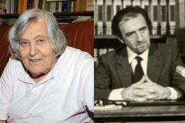 Marcherita Hack e Piero Ottone Premio Cornaro 2001