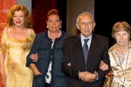 Sandra Milo, Roberto Pregadio, Adriana Jannilli premio Alvise Cornaro 2008