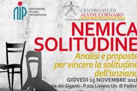 Nemica Solitudine – Convegno Alvise Cornaro AIP – 15 novembre 2018
