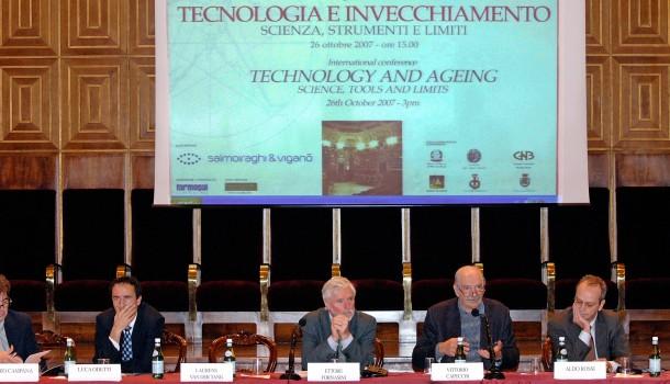 Tecnologia e invecchiamento – Convegno internazionale